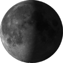 Third Quarter Moon